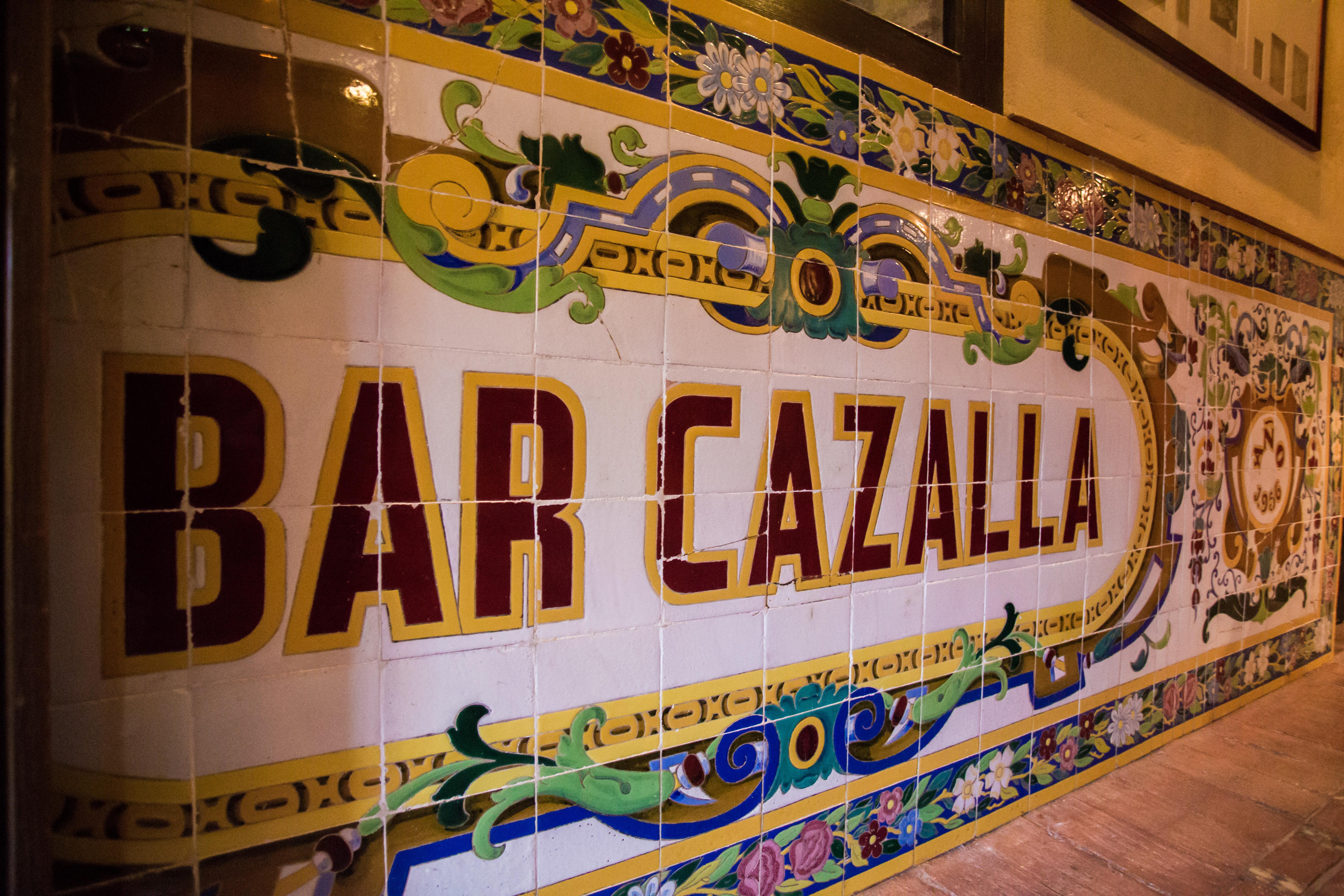 El Bar Cazalla